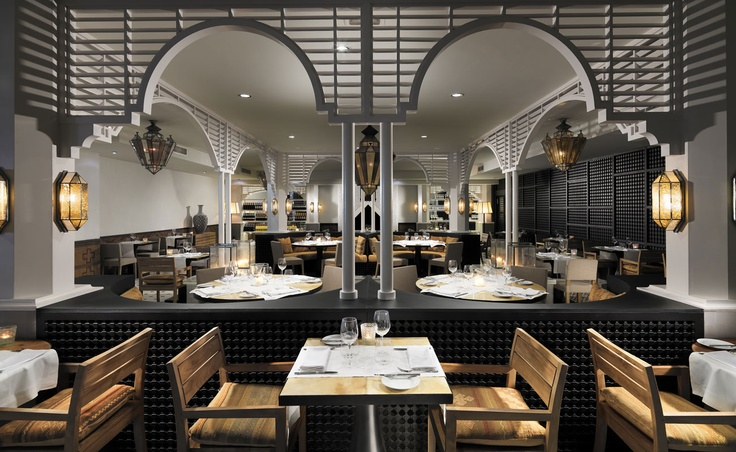 Kasbah Mediterranean cuisine #restaurant #hotel #h10 #h10hotels