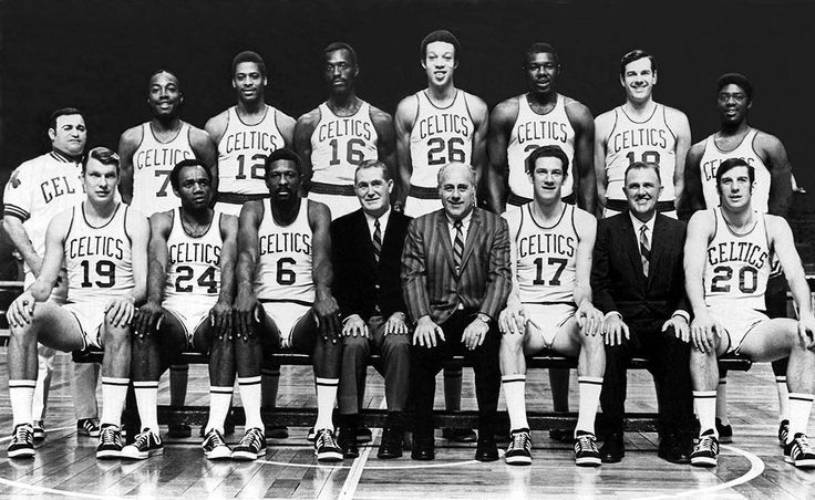 On this date in 1969, the @celtics defeated the Lakers 108-106 in Game 7 of the @NBA Finals to win their 11th Title in 13 years. #TBT