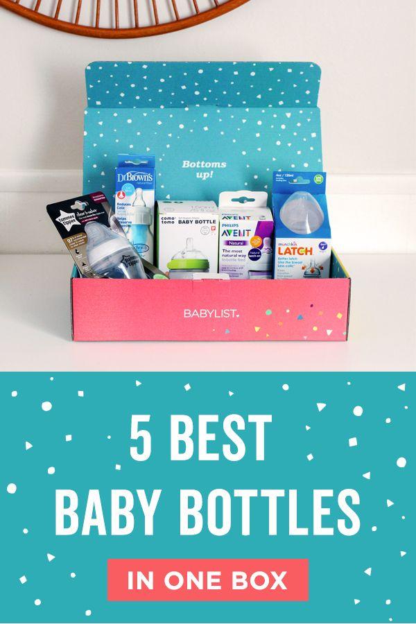 Bottle Box Best Baby Bottles