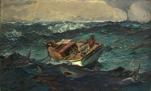 Winslow Homer: The Gulf Stream (06.1234) | Heilbrunn Timeline of Art History | The Metropolitan Museum of Art