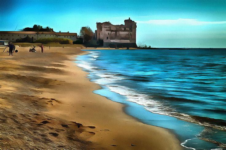 The Tower of Santa Severa