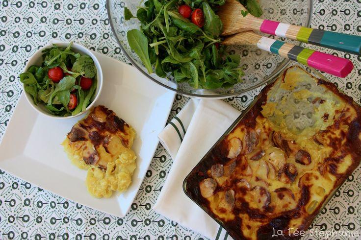 La Fée Stéphanie: Gratin dauphinois, un plat traditionnel et familial qui plaît à tous!