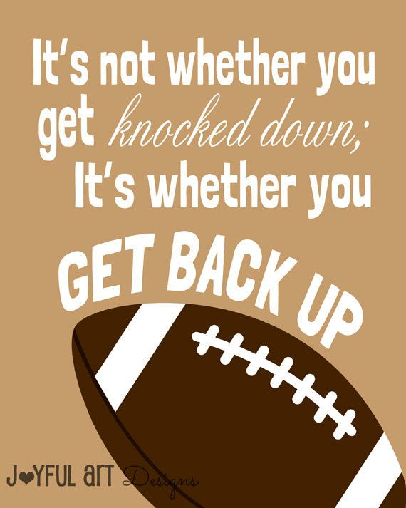 Set of 3 Motivating Sports Quotes PRINTABLE Signs. Football Soccer Baseball Children's Wall Art. Boy Bedroom Decor. 3 DIGITAL files. $12.00