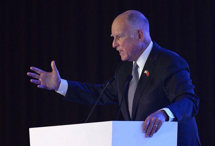En China, el gobernador de California pide más acción a favor del clima