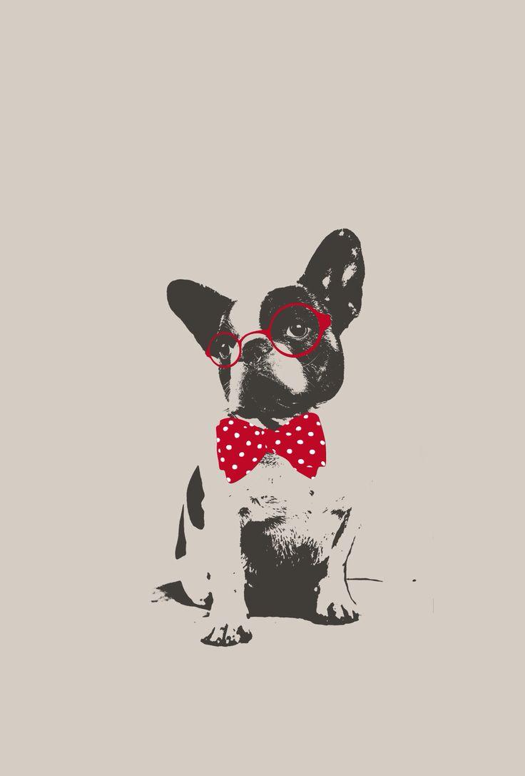 Foldaway Tote - Bulldog with Stripes by VIDA VIDA 0e2tG
