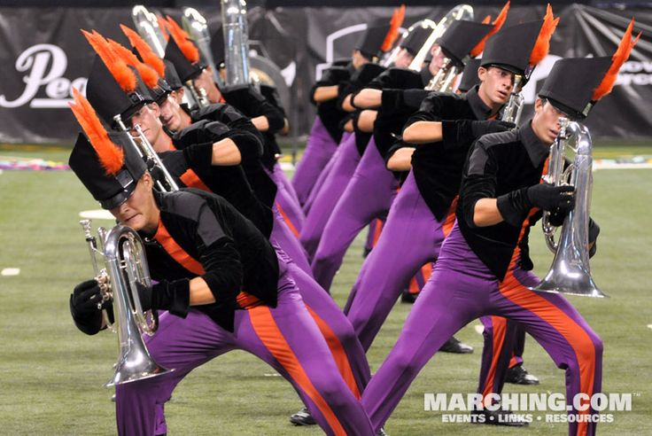 Carolina Crown Drum & Bugle Corps, Ft. Mill, SC (2013 Drum Corps International World Championships Prelims). More DCI images at Marching.com/photos