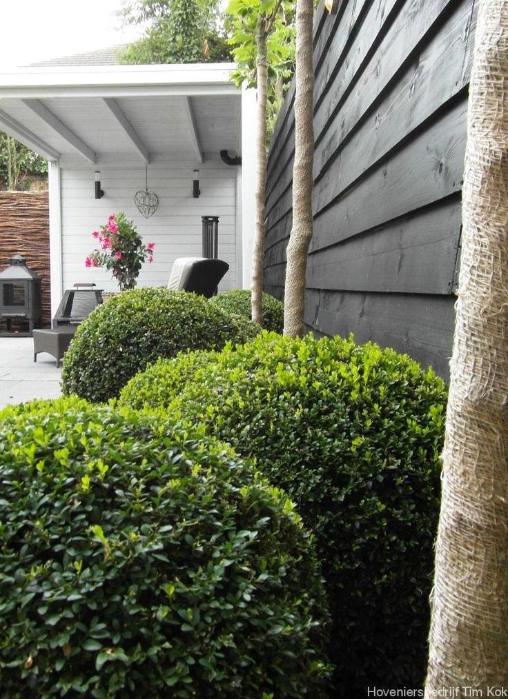 Moderne loungetuin Rotterdam Hillegersberg » Hoveniersbedrijf Tim Kok