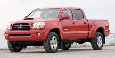 only in blue or sage green!! 2008 TOYOTA  Tacoma PreRunner Double Cab V6 Auto 2WD