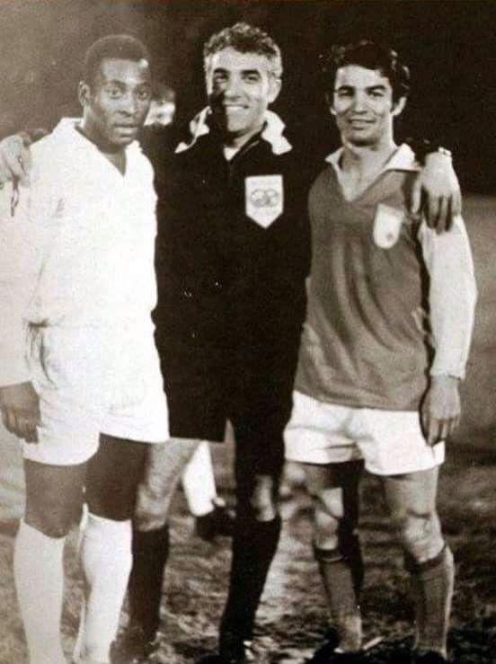 Independiente Santa Fe    Pelé y Sekularac