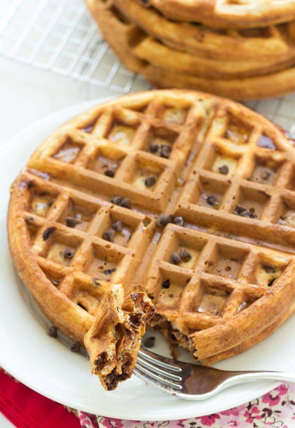 Who says waffles have to be unhealthy? Here are 20 recipes that will change your waffle game for good.