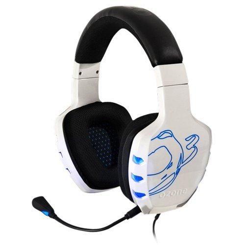 Ozone Rage 7HX 7.1 Gaming Headset White OZRAGE71W