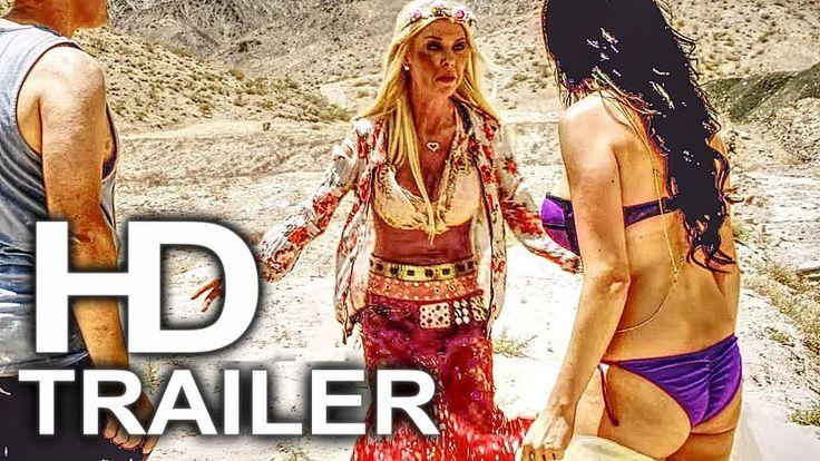 BUS PARTY TO HELL Trailer #1 NEW (2018) Tara Reid Horror Movie HD