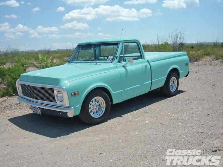 Besten Trucks Bilder Auf Pinterest Chevy Hot Rod Lkw
