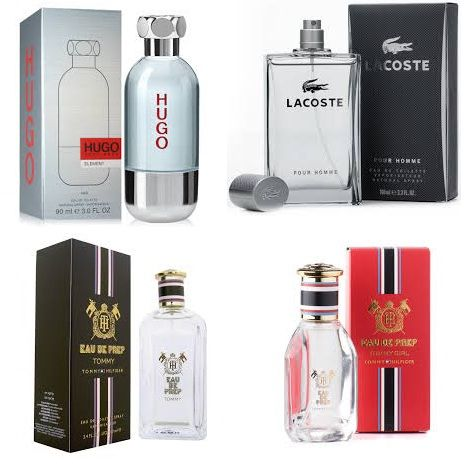 Daftar Merk Parfum Untuk Siang Hari