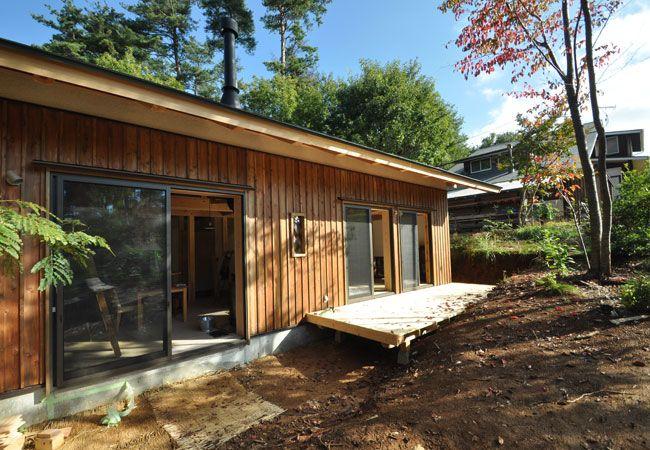めでる家   施工事例   八ヶ岳・長野・山梨・群馬・関東で自然素材の注文住宅なら工務店「アトリエデフ」