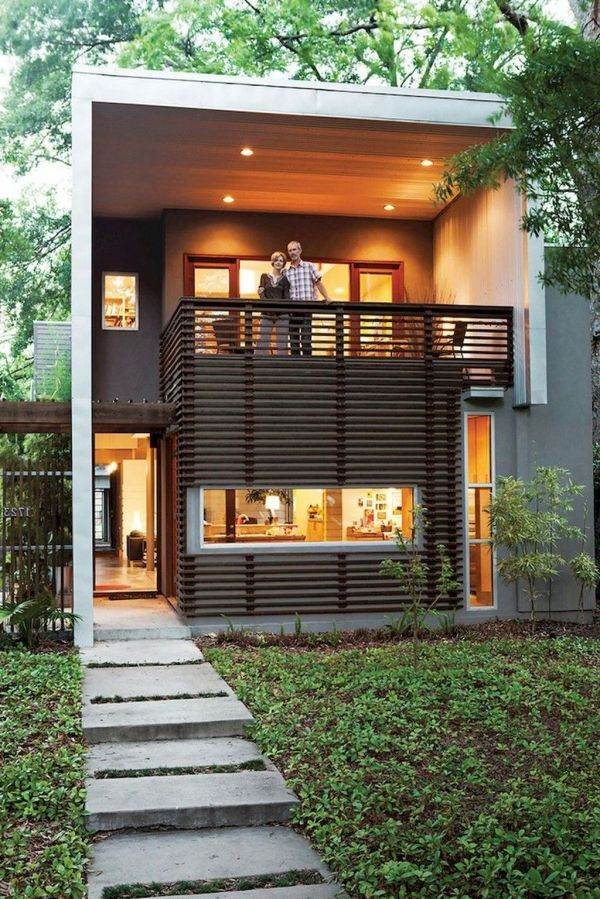 Stunning Small House Design Ideas 27 Small House Design House Architecture Design Architecture House