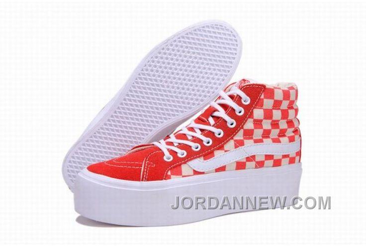 http://www.jordannew.com/vans-sk8hi-platform-classic-red-white-checkerboard-womens-shoes-discount.html VANS SK8-HI PLATFORM CLASSIC RED WHITE CHECKERBOARD WOMENS SHOES DISCOUNT Only 70.00€ , Free Shipping!