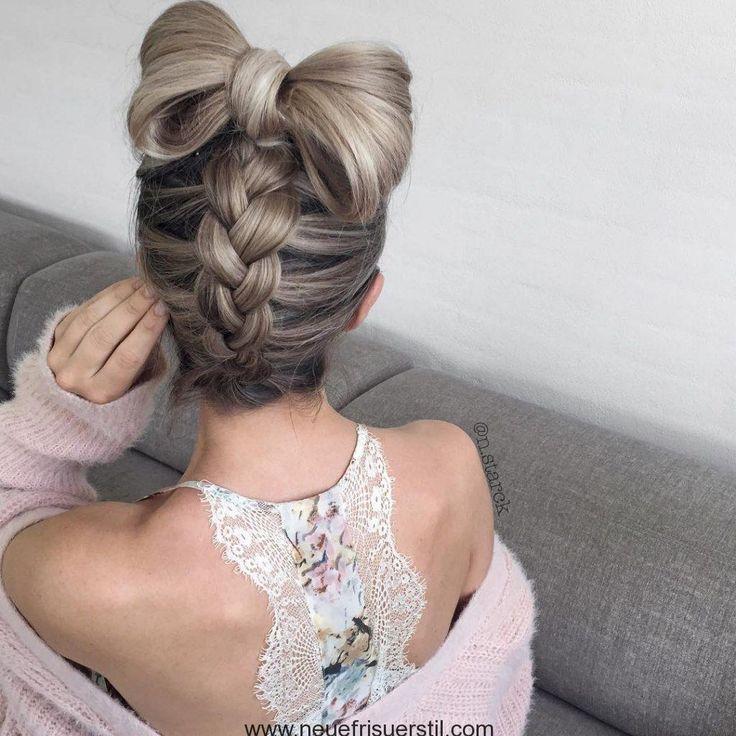 25 Schöne Frisur-Trends Dominieren 2018