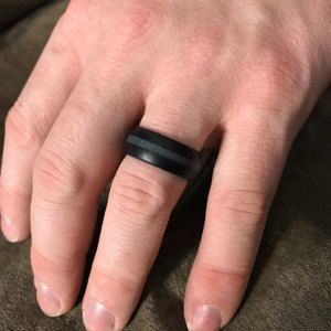 13 best His Hers Rings while HikingCampCrossfit images on