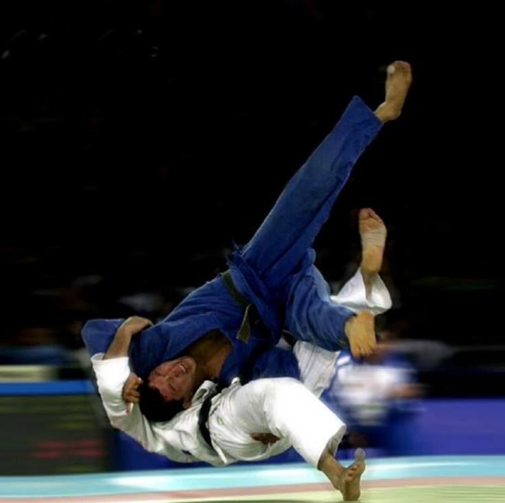 Judo throws