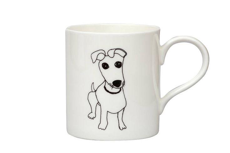 Little Jack Russell Mug from notonthehighstreet.com