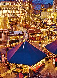 Budapest - European Christmas Market- best one. :)