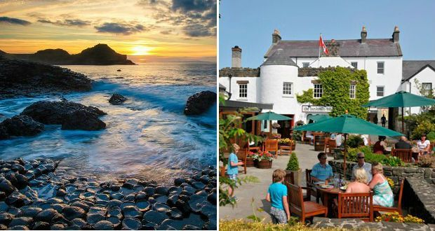 Win a luxury break in the Causeway Coast & Glens and an unforgettable four-star break at The Bushmills Inn - http://www.competitions.ie/competition/win-luxury-break-causeway-coast-glens-unforgettable-four-star-break-bushmills-inn/