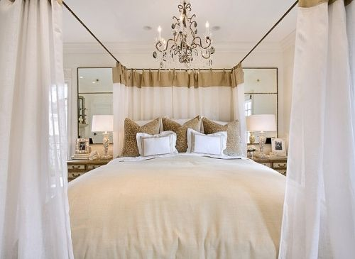 Great, soothing bedroom