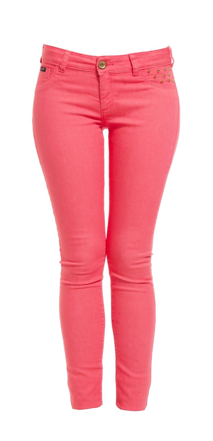 Skinny Jeans|Coleção feminina C.117, Primavera/ Verão 2013.