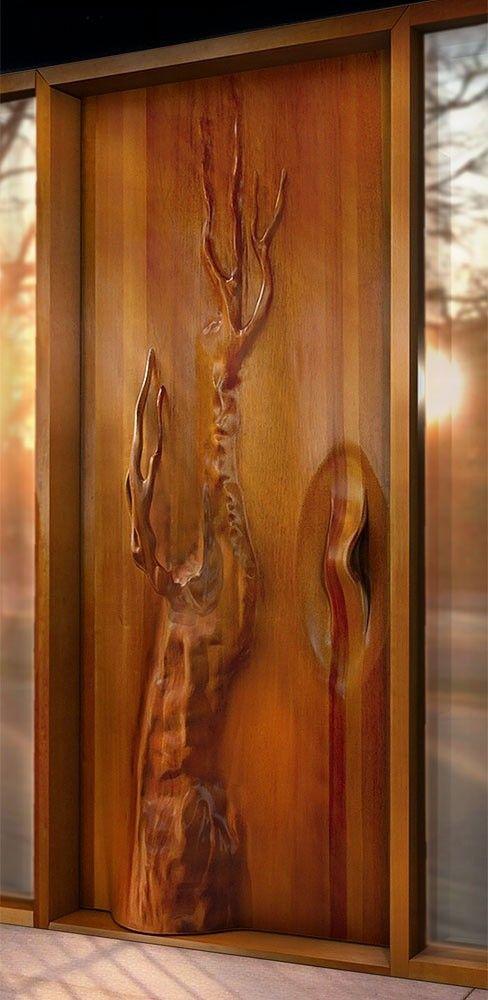 Best wood door!