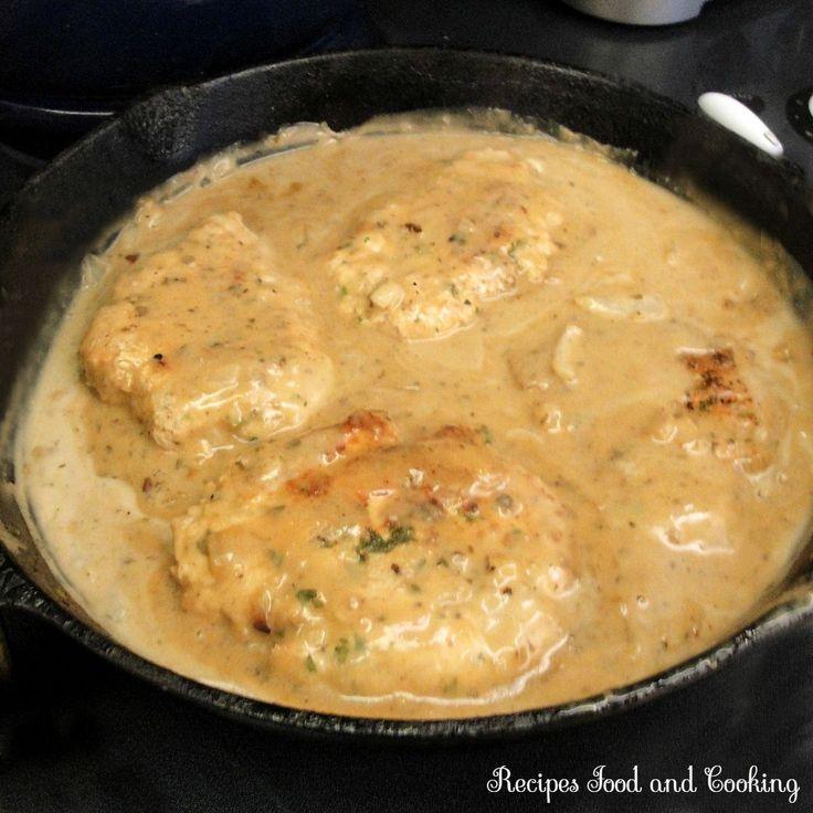 Easy Turkey Salisbury Steaks - Recipes Food and Cooking