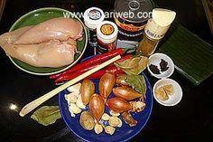 Bahan Tum Ayam