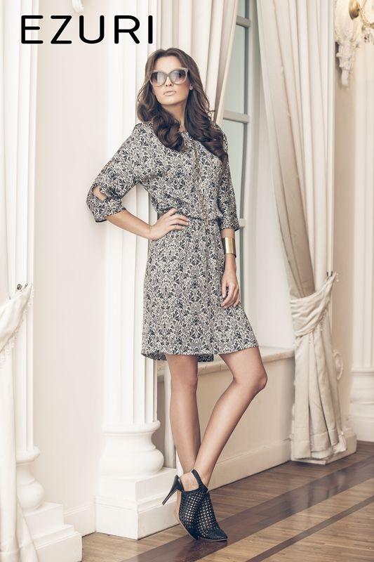 #EzuriPL #moda #fashion #glamour #beauty #women #kobieta #outfit #dress