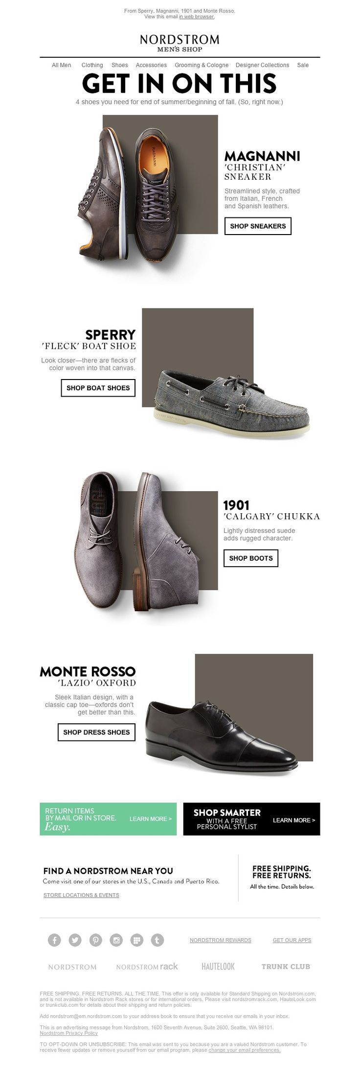 Image result for luxury shoes email