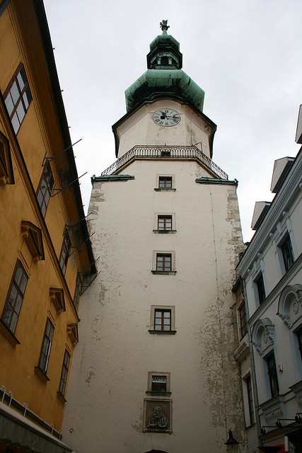 Bratislava, Slovakia.     Slovakia is totally beautiful, I will to visit there soon.