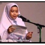 1 Contoh Teks Pidato Bahasa Inggris Tentang Puasa Ramadhan