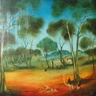 Broken Hill Artist Pro Hart, New South Wales
