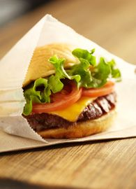 Is there anything tastier than a Shake Shack burger when you're on the go in New York?