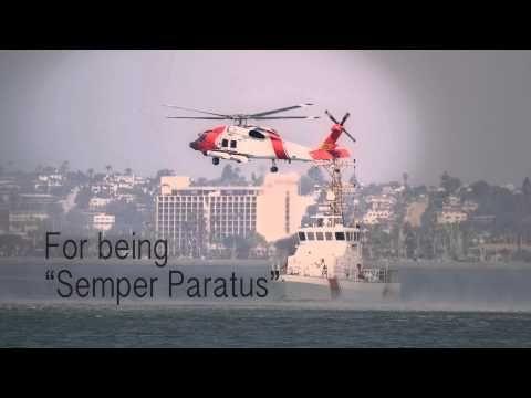 US Coast Guard 223rd Birthday Message 2013