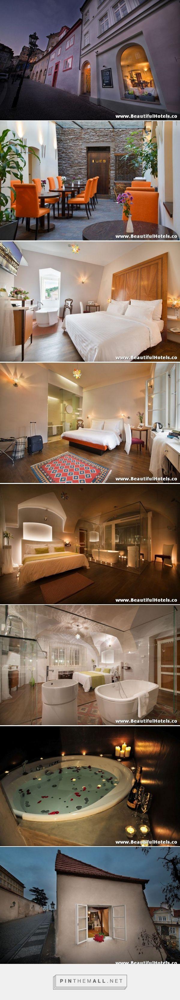 Design Hotel Neruda (Prague, Czech Republic) – Beautiful Hotels