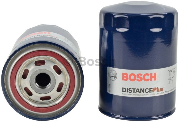 New in Package Engine Oil Filter-Distance Plus Oil Filter Bosch D3500 #Bosch