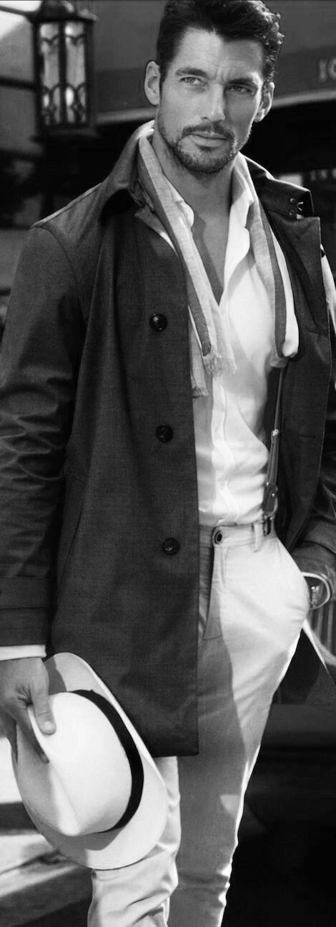 Sharp dressed Men's style / karen cox.