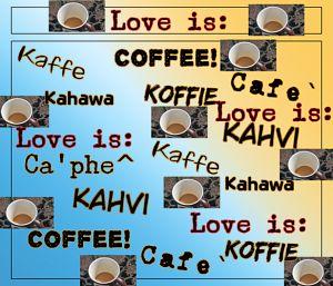 Coffee Love! artwork