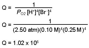Electrochemical Cell Potentials