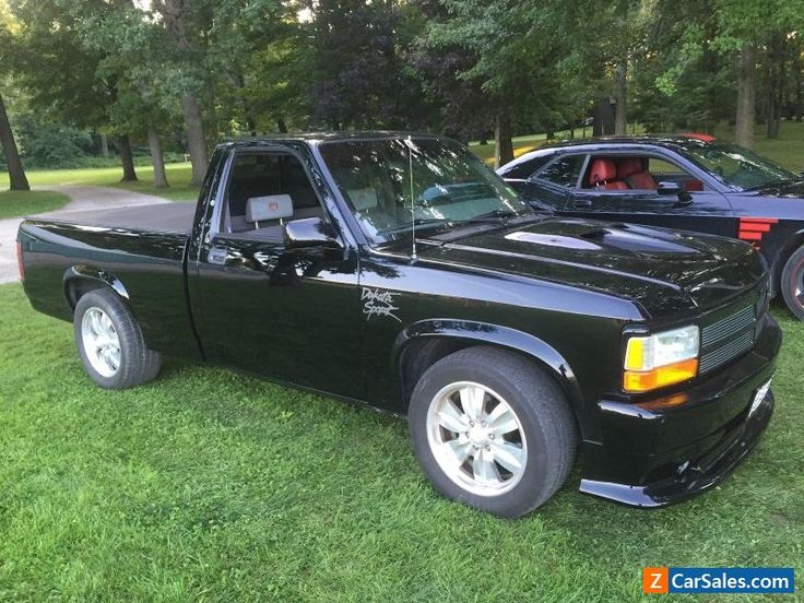 Dodge: Dakota sport #dodge #dakota #forsale #canada