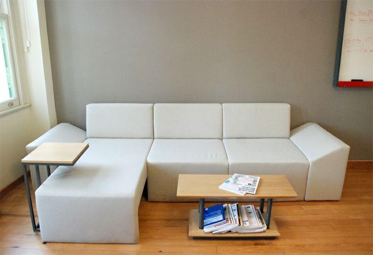 Meydan Mimarlık | BTS Hukuk Bürosu, Modular Sofa