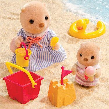 Sylvanian Families - Beach Picnic