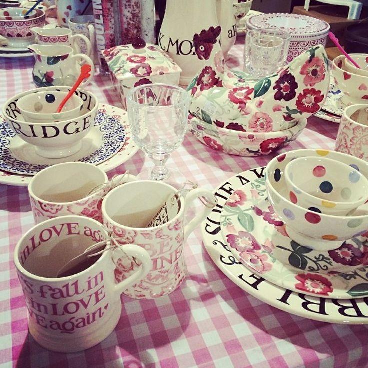 Emma Bridgewater Pink Valentines 0.5 Pint Mug 2014