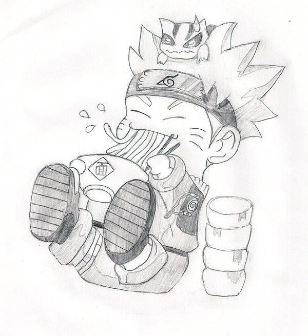 Naruto chibi coloring pages coloring pages pinterest for Chibi naruto coloring pages