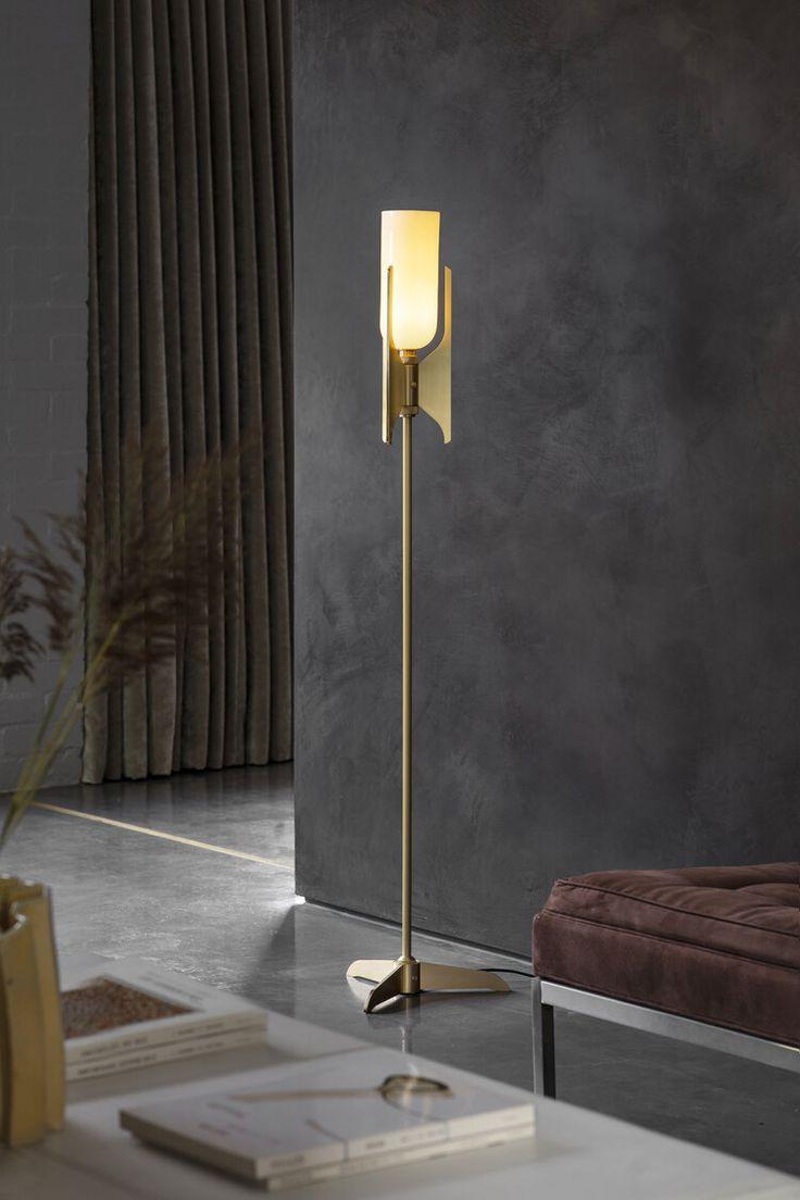 Floor Lights — Bert Frank in 2020 Floor lamp design